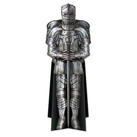 Centerpiece-3D-Suit of Armor-1pkg-12""