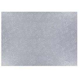 Cake Board-Silver-Foil-11.75'' x 15.75''