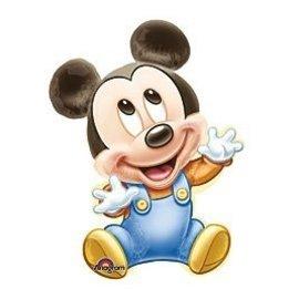 "Foil Balloon - Mickey Mouse - 25""x32"""