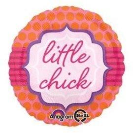 """Foil Balloon - Little Chick - 18"""""""