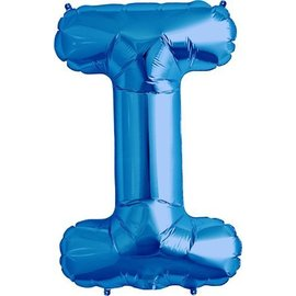 Foil Balloon - Blue I - 34''