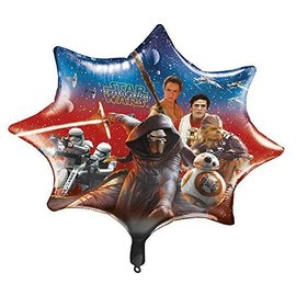 Foil Balloon - Star Wars The Force Awakens - 28""