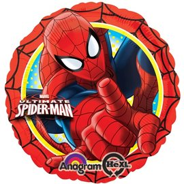 Foil Balloon - Ultimate Spiderman - 18""