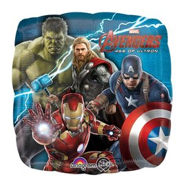 Foil Balloon - Avengers Age of Ultron - 18""
