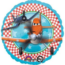 "Foil Balloon - Disney Planes - 18"""