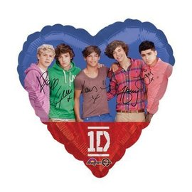 Foil Balloon - One Direction - 18""