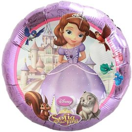 Foil Balloon - Sofia the First - 18""