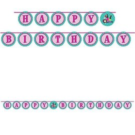 Banner-Sparkle Spa Party 13th HBD-10ftx6in