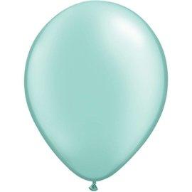 """Latex Balloon-Pearl Mint Green-1pkg-11"""""""