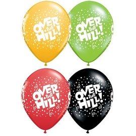 """Latex Balloon-Over The Hill Confetti Assortment-1pkg-11"""""""