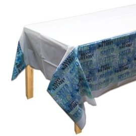Table Cover-Xtreme Action-Plastic-54''x108''
