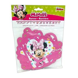 Banner-Minnie Mouse-Paper-6.25ft