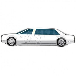 "Foil Balloon - Limo Shape - 11""x42"""