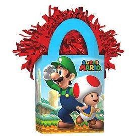 Balloon Weight - Gift Bag - Super Mario