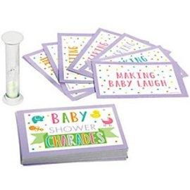 Baby Shower-Charades-1pk