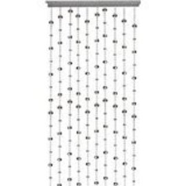 "Metallic Ball Bead Curtain (24"" X 78"")"