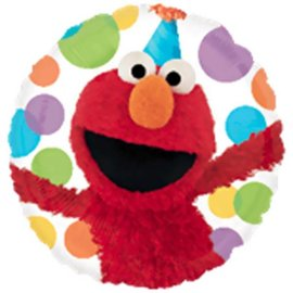 Foil Balloon - Elmo - 17""