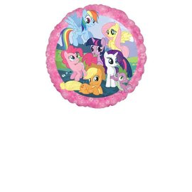 Foil Balloon - My Little Pony - 17""