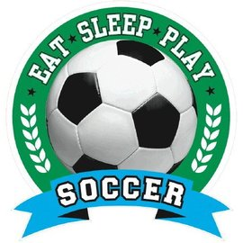Decal - Soccer
