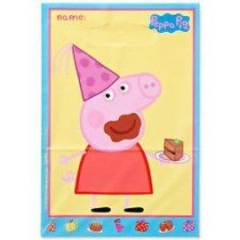 Loot Bag - Peppa Pig - 8pc