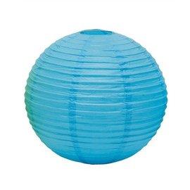 "Paper Lantern-Caribbean Blue 16"""