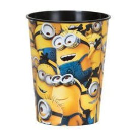 Despicable Me Plastic Cup