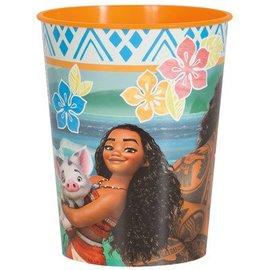 Moana Plastic Cup