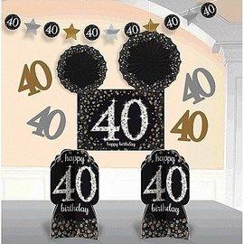Room Decorating Kit - 40th Birthday
