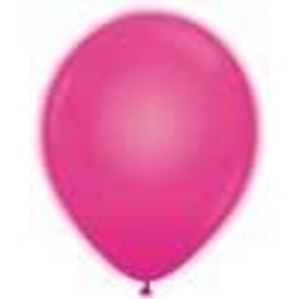 "Balloons - Q-Lite Magenta Latex LED 11"" 5pk"