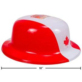 Canada Plastic Hat