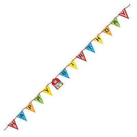 Shaped Paper Banner - 6 ft - 1 Banner