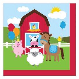 Napkins-LN-Farmhouse Fun-18pk-2ply