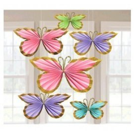 Buttefly Paper Decoration