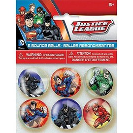 Bounce Balls - Justice League