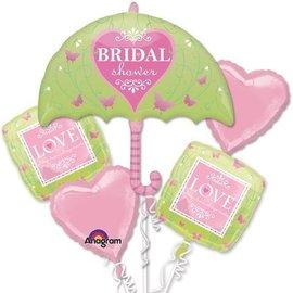 Foil Balloon - Bridal Shower Bouquet