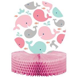 Centerpiece - Lil Spout Pink