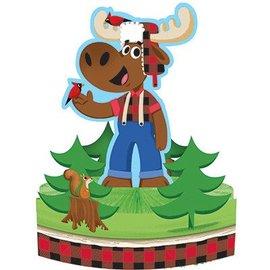 Centerpiece - Lumberjack