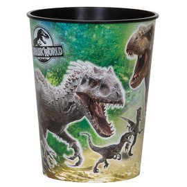 Cup Plastic-Jurassic World