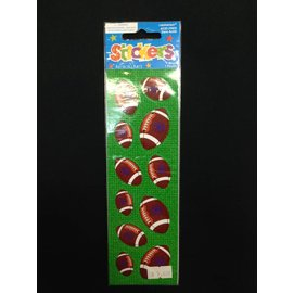 Stickers-Football (1 Sheet)