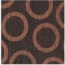 Napkins-LN-Brown Circles-20pkg-3ply (Discontinued)
