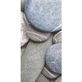 Napkins-Buffet-Round Stones-16pkg-3ply