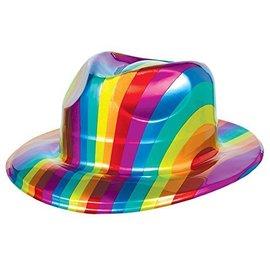 Hat-Fedora-Rainbow-plastic