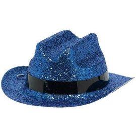 Hat-Mini-Cowboy-Glitter-Blue-Plastic