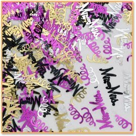 Confetti-Mr. & Mrs.-14g