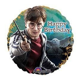 Foil Balloon - Harry Potter Birthday - 18""