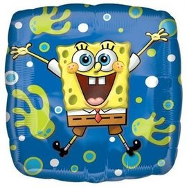 Foil Balloon - Spongebob Squarepants - 18""