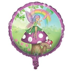 Foil Balloon - Fancy Fairy - 18""