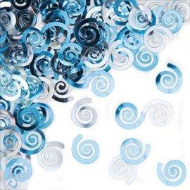 Confetti-Pastel Blue Swirls-0.5oz