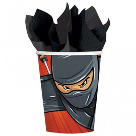 Cups-Ninja-Paper-9oz-8pk