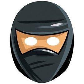 Masks-Ninja-Paper-8pk